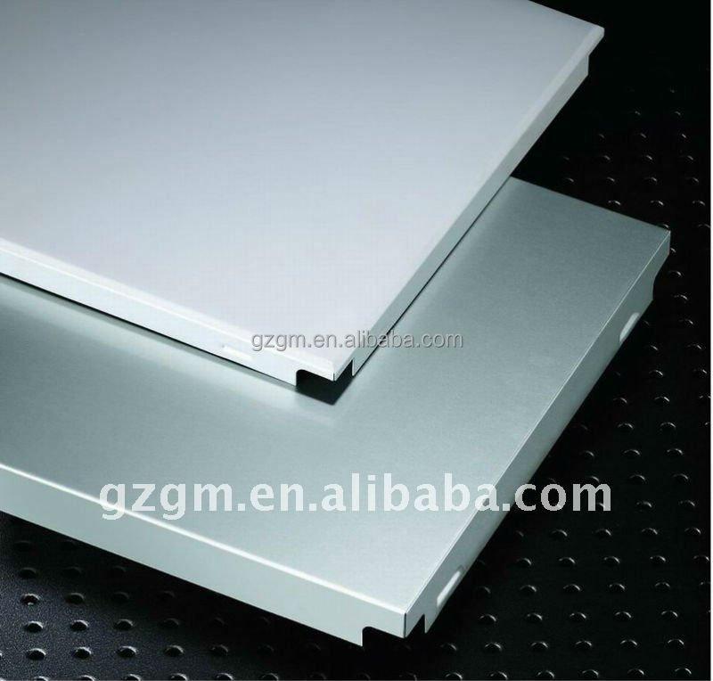 Mirror Aluminium Ceiling Tile Non Perforated Ceiling Tiles Buy