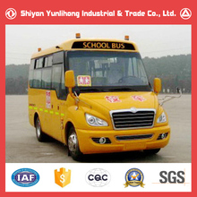Dongfeng 4x2 18 Seats Diesel Mini School Bus For Sale