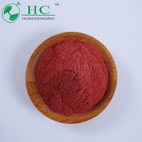 On sale Red Yeast Rice Powder Extract Monacolin Plant Extract for Food colorant,dyes,natural pigment, food