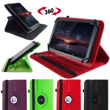 High Quality smartphone accessories Rotating Universal 10 Inch Tablet Case