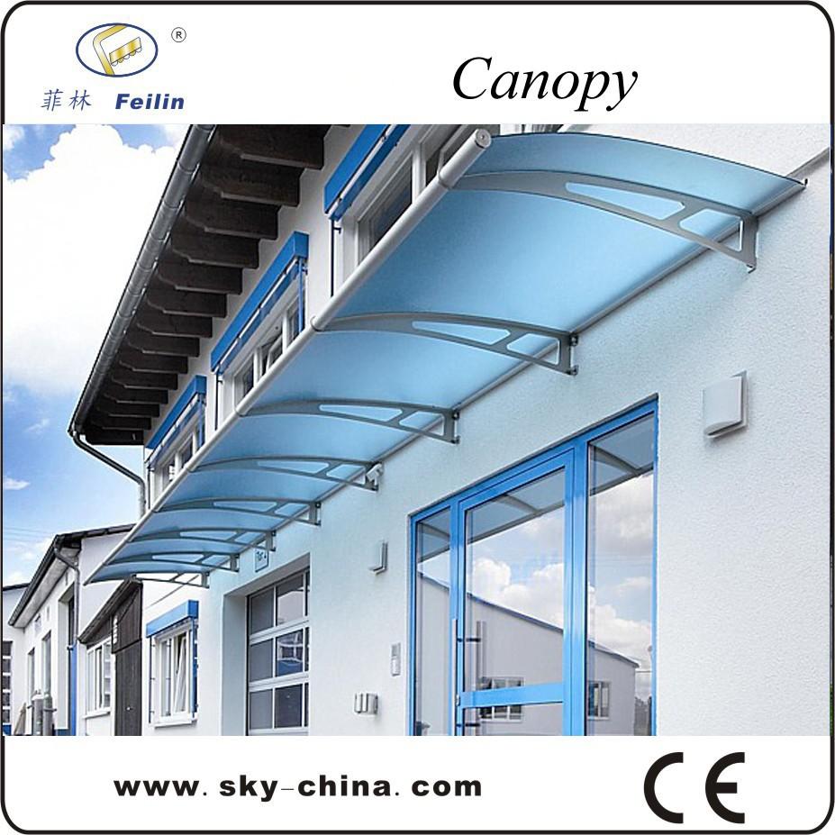 Door Canopy Awning & DS100300 A39.37 X118.11 100x300cmFREE ...
