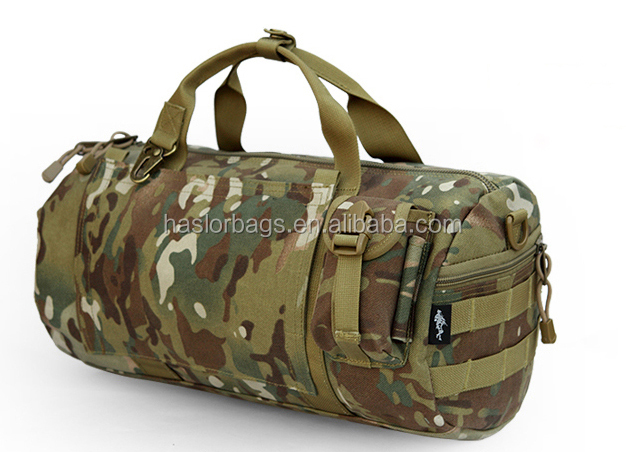 Best Camouflage Gym Bags Waterproof Army Military Duffel Bag