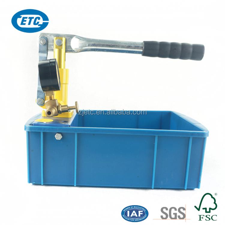 מודיעין 16bar 5L מיכל מים ידני בדיקת לחץ ההידרוסטטי משאבות למכירה-משאבות IT-59