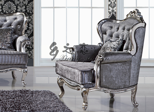 Old Complete Living Room Set 1+2+3 Sofas In French Louis Xvi Style ...