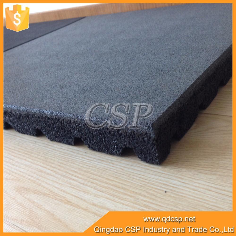 Exterior sistema de alfombras de goma, Alfombra del piso de goma ...