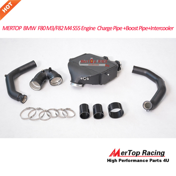 Mertop Race Charge Pipe+ Boost Pipe+water Cooling Intercooler For F80 M3  F82 M4 S55 2014+ - Buy F80,F82,M4 Product on Alibaba com