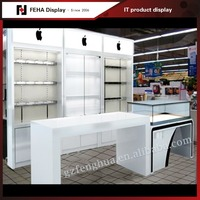 China supplier cheap price mobile phone display stand with shop furniture