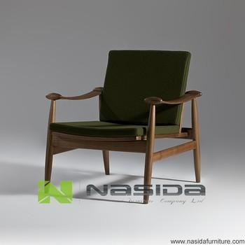 CH238 Finn Juhl Spade Chair Lounge Chair In Livingroom