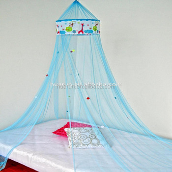 Pink Hanging Girls Bed Canopies Net Cartoon Printing Bed Canopy Blue Boy  Bedroom Mosquito Net - Buy Hanging Girls Bed Canopies Net,Baby Bed Mosquito  ...
