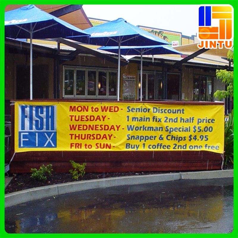 Advertise Banner Cloth,Vinyl Grommets 3 Feet X 6 Feet Banner