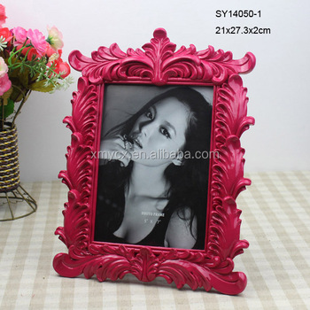 Wedding Door Gifts Ornate Pink 4x6 Bulk Picture Frames - Buy Bulk ...