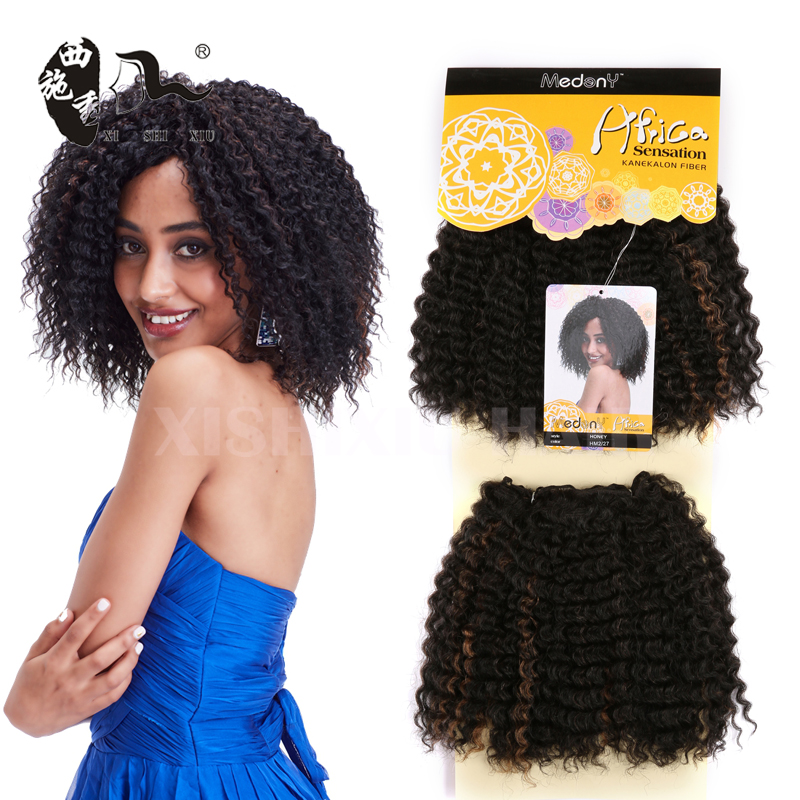 Black Deep Wave Crochet Braids Twist Jerry Curl Hairstyles For ...