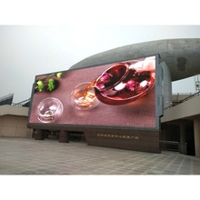 Digitale Programmeerbare Led Billboard Display Banner Board, Full Color Reclame Flexibele Outdoor Elektronische Led Display