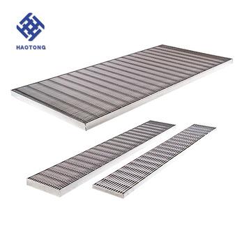 steel grating steel grill floor galvanized steel grating - Stainless Steel Grill Grates