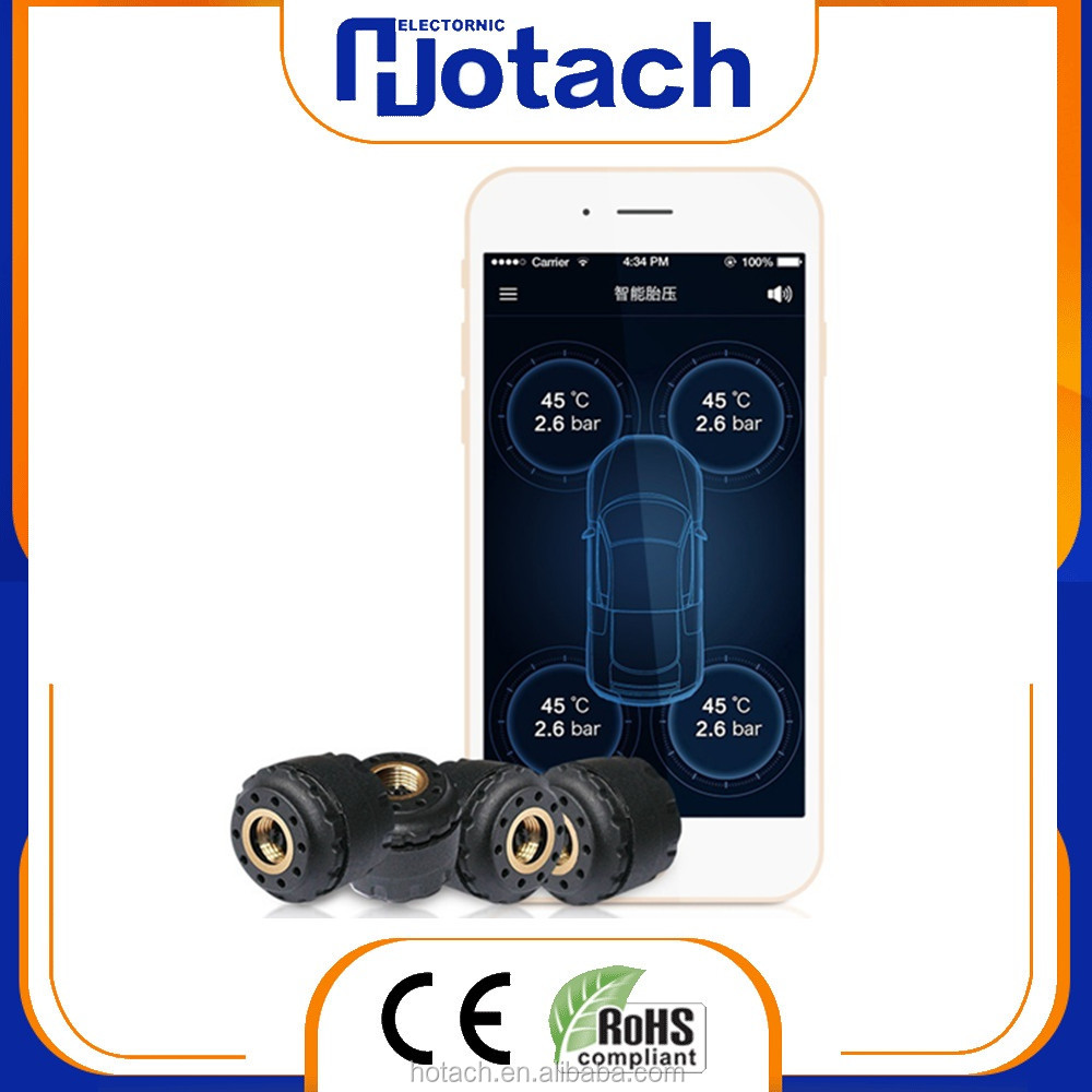 Universal Bluetooth Smartphone TPMS For Android