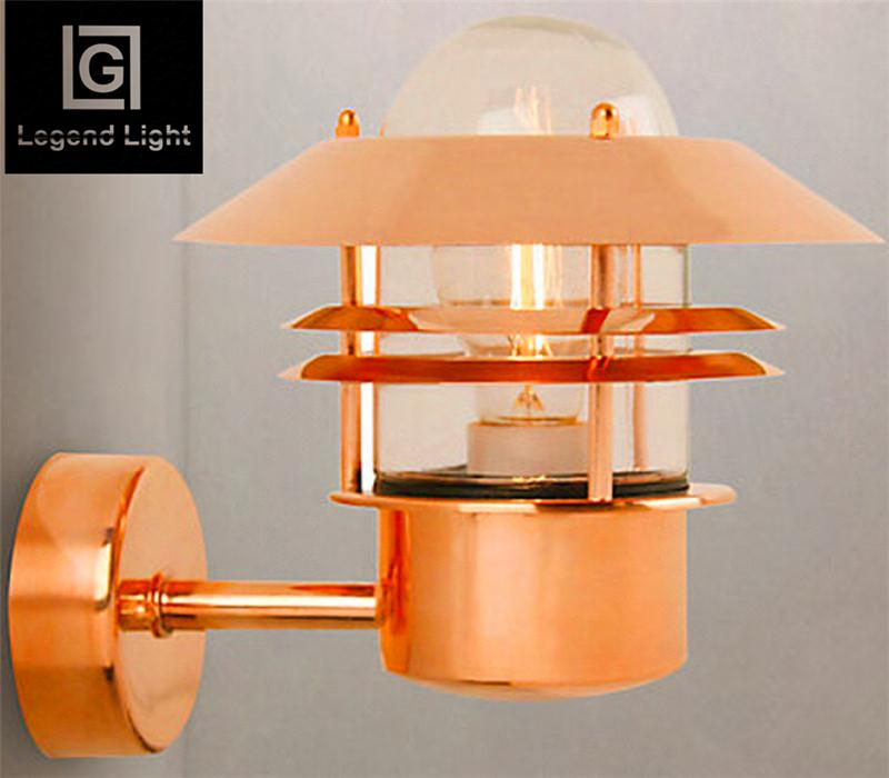 Best price glass lampshade ceiling light for corridor