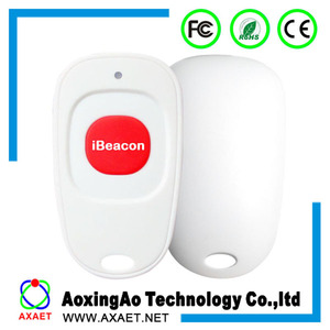 AXAET SDK provided bluetooth beacon CC2541 waterproof beacon ibeacon with UUID programmable free app