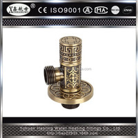 Brass Angle Valve,Zinc Or Brass Handle