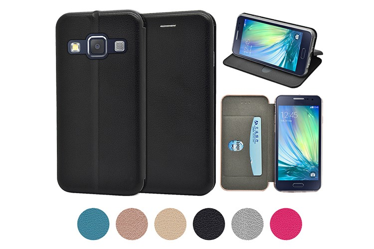PU leather 360 case for Samsung A3 2017