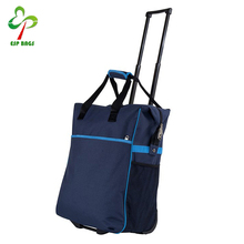 Supermarket travel trolly bag, folding rolling shopping tote bags online  shopping