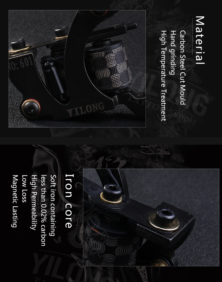 Yilong High-quality beste tattoo machine manufacturers for tattoo-12