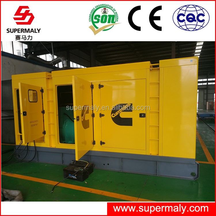 Factory Standby Diesel Generator with ATS