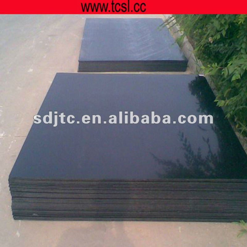 rigid pvc sheets black/board