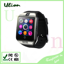 smart watch Q18S with SIM Card and Camera Mobile Watch