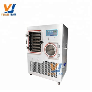Laboratory Industrial Professional Freeze Drying Equipment Freeze Dryer