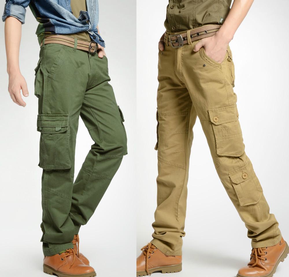 work khaki pants - Pi Pants