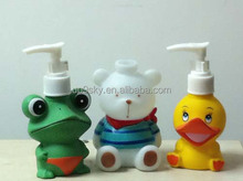 soap dispencer/soap dish/toothbrush holder for kids