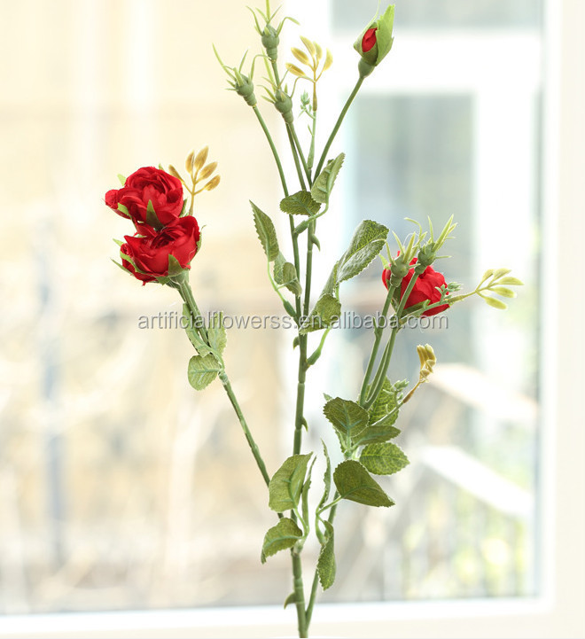 latest indoor decorative flower long stem rose flowers  buy, Beautiful flower
