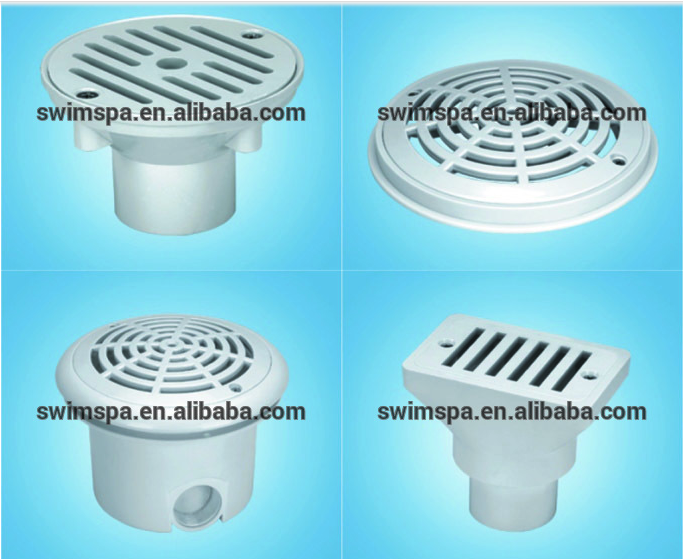 Buy water drain covers high quality pvc in China on Alibaba.com