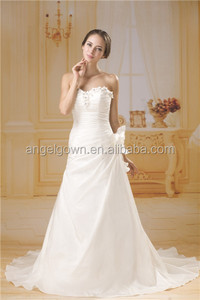 Beautiful white wedding dress for mother of the groom wedding dress whole sale china