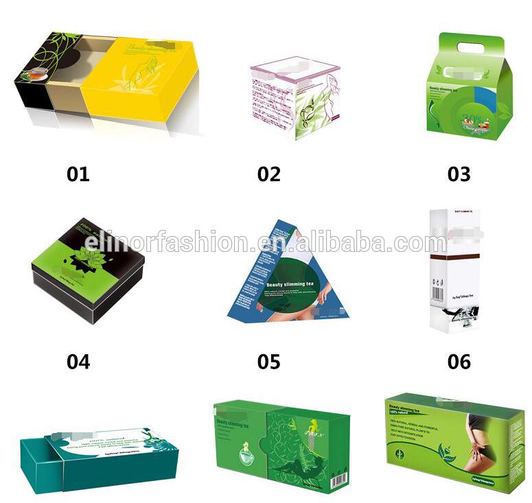 Professional slimming effect customized herbal women slimming tea - 4uTea | 4uTea.com