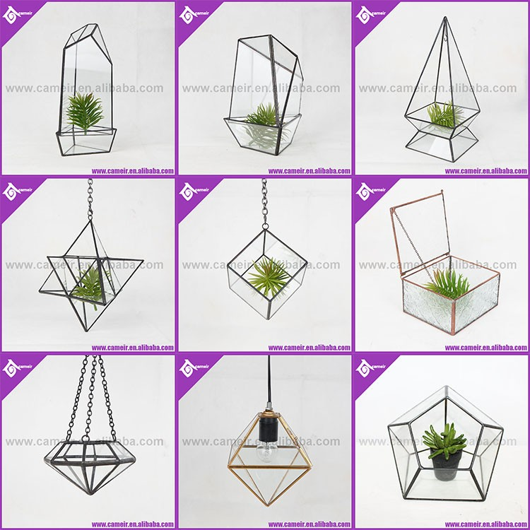 biseaut verre des pots de plantes d 39 int rieur en gros usine usine de verre pots en gros carte. Black Bedroom Furniture Sets. Home Design Ideas