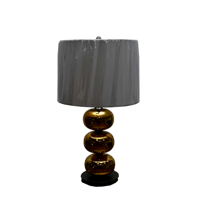 Custom Printed home goods table lamps for bedside