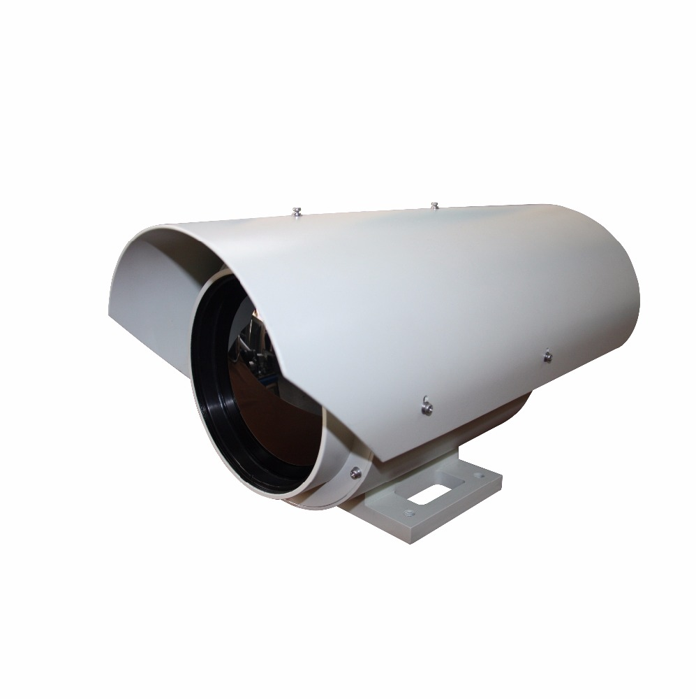 OEM Professional long distance un-cooled Infrared Thermal PTZ Camera for Security Surveillance