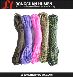 Jinyu 550 paracord for survival band/7 cell paracord survival rope