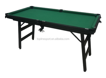 Ft High End Foldable Snooker Table Tp Buy Pool Table - Topline pool table