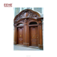 Main narra wood door design with jamb