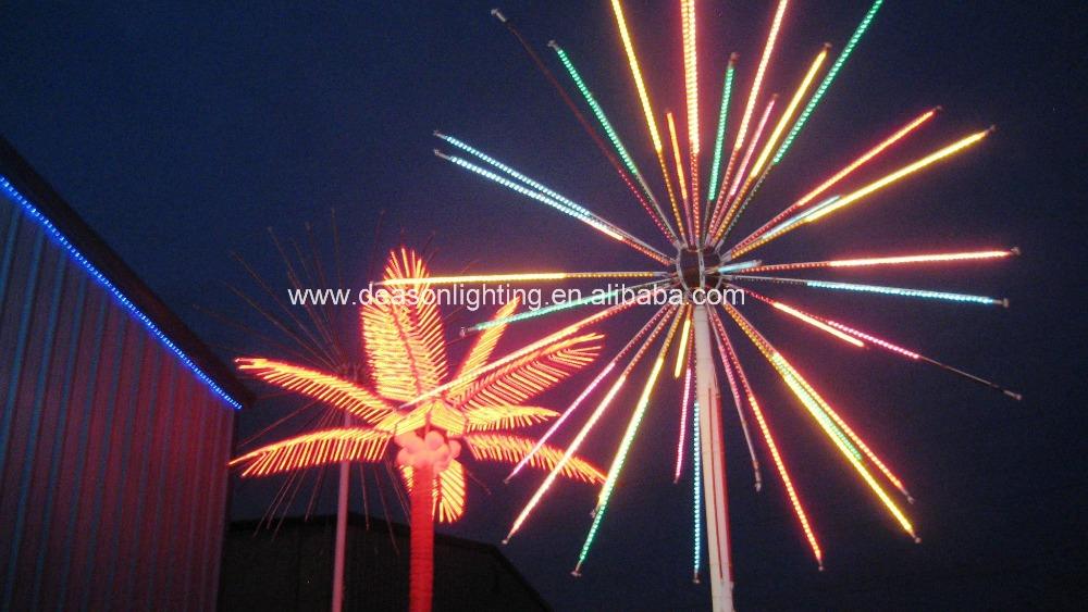 Led Electronic Firework Light