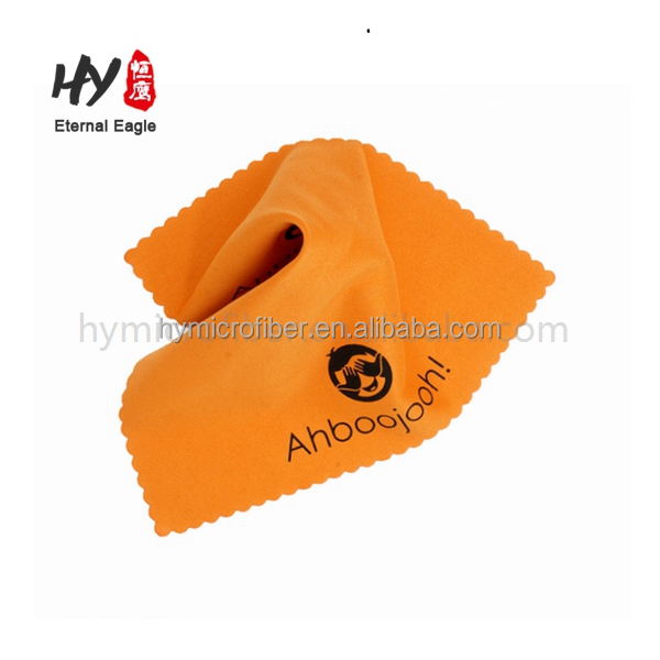200gsm eco friendly reusable microfiber lens cleaning cloth