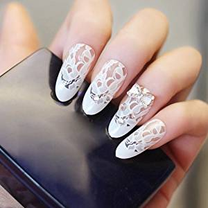 Cheap Lace Pattern On Nails Find Lace Pattern On Nails Deals On