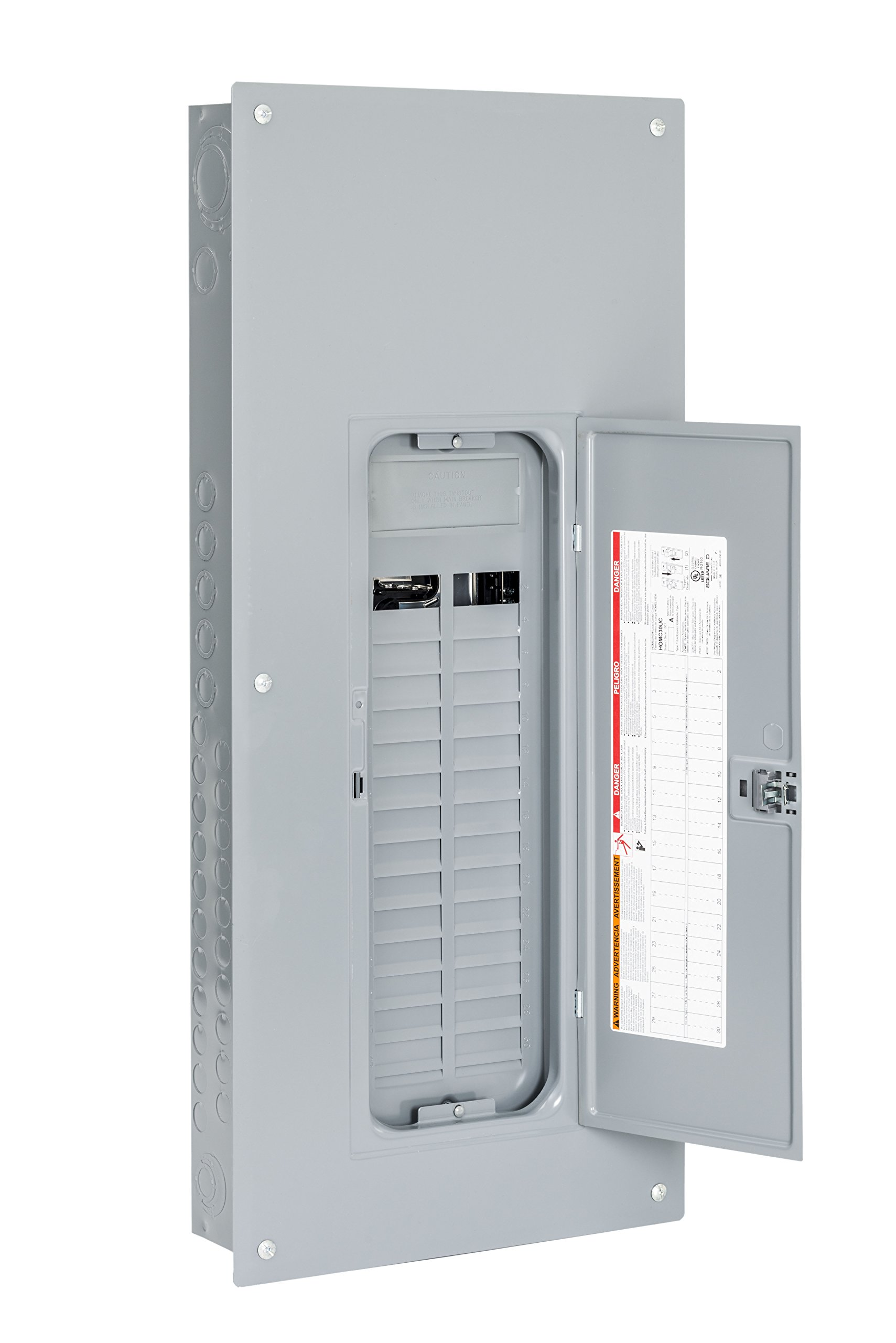Cheap Square D Ground Bar Find Deals On Line At Electrical Circuit Get Quotations By Schneider Electric Hom3060l225pgc Homeline 225 Amp 30 Space 60