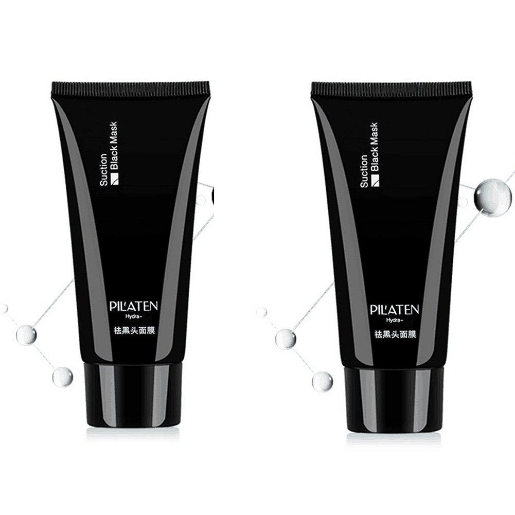 Baisidai PILATEN Facial Care Deep Cleansing Peel Off Removal Blackhead Nose Face Mask (2PCS)