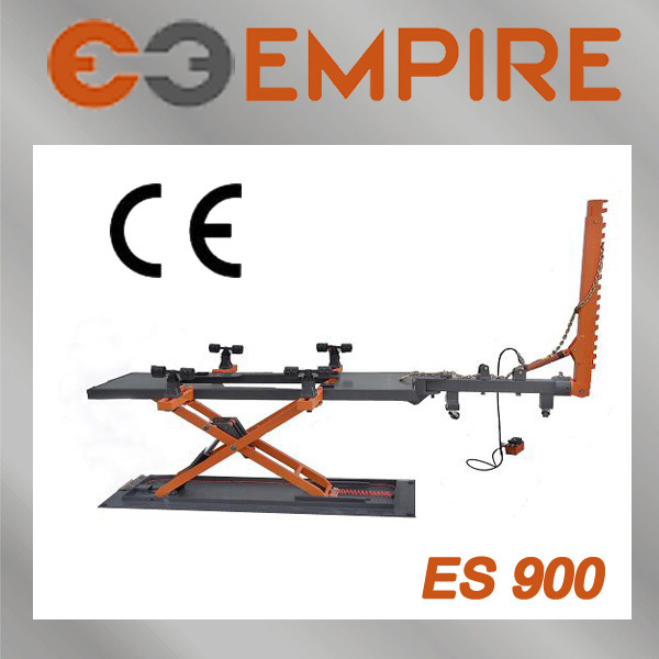es806 auto repair system with ce frame straightening basicsauto frame puller machine