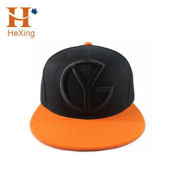 2017 Top Quality Lambskin Leather Snapback Cap 3d Puff Embroidery Logo Hat  - Buy Custom 3d Embroidery Hat,Wolf Logo Snapback Hats,Sew Logo Snapback