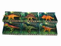 Abc-198760 Plastic Dinosaur Toys Set,Jurassic Play Animal,Dinosaur ...