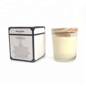 Handmade 100% natural Soy Wax vanilla scented Candle Gift Set